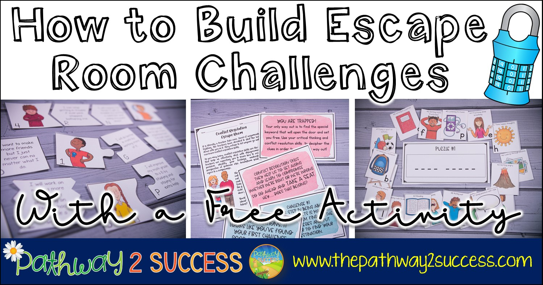 Easy Escape Room Puzzles